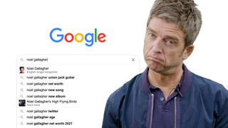 Noel Gallagher According To Google