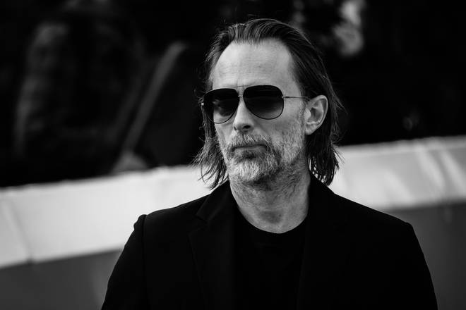 Thom Yorke Red Carpet - 15th Rome Film Festival 2020