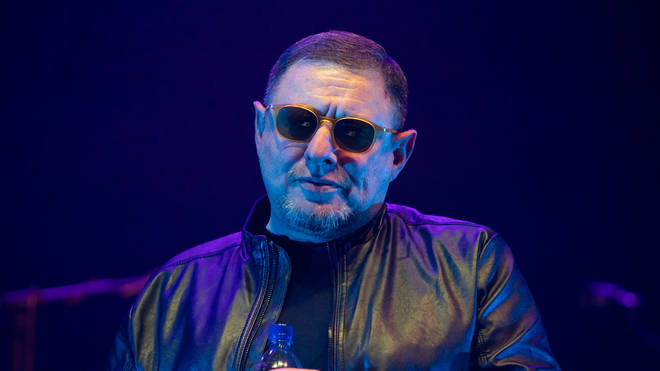 Shaun Ryder of Black Grape and Happy Mondays at Star Shaped Festival