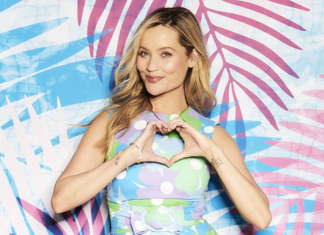 Laura Whitmore is the host of Love Island 2021