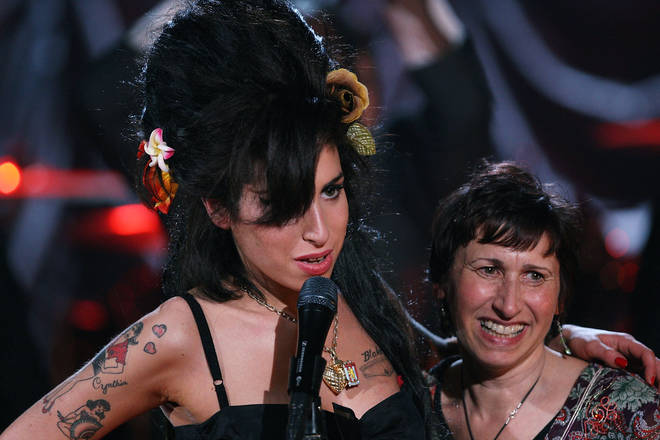 Amy Winehouse Performs For Grammy's Via Video Link in 2008