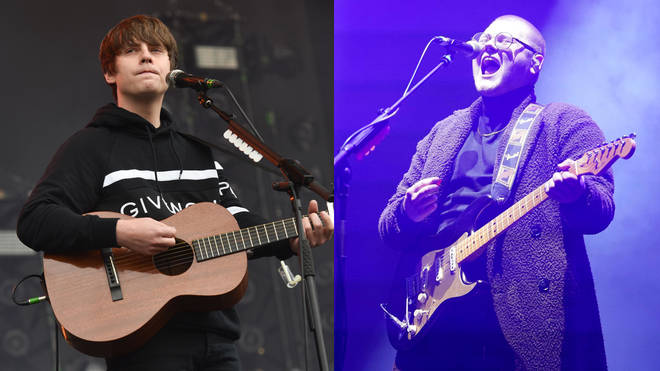 Jake Bugg and Lathums frontman Alex Moore