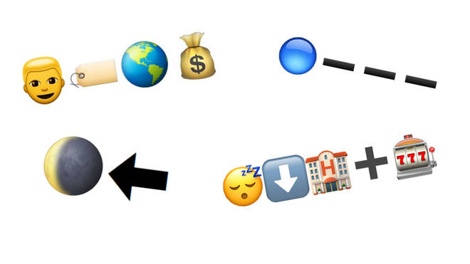 Can you name these cryptic album titles?