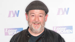 Johnny Vegas in March 2019