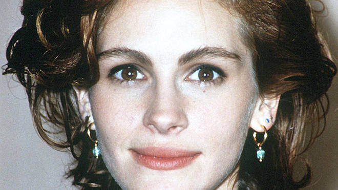 Julia Roberts around the time that she encountered Bez