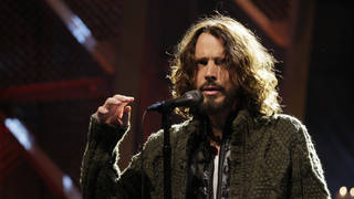 Chris Cornell performs live on the Jay Leno Show, January 2012