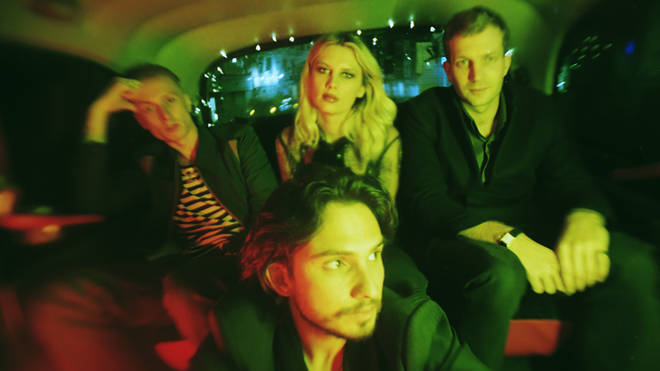 Wolf Alice have been nominated for the Mercury for their Blue Weekend album