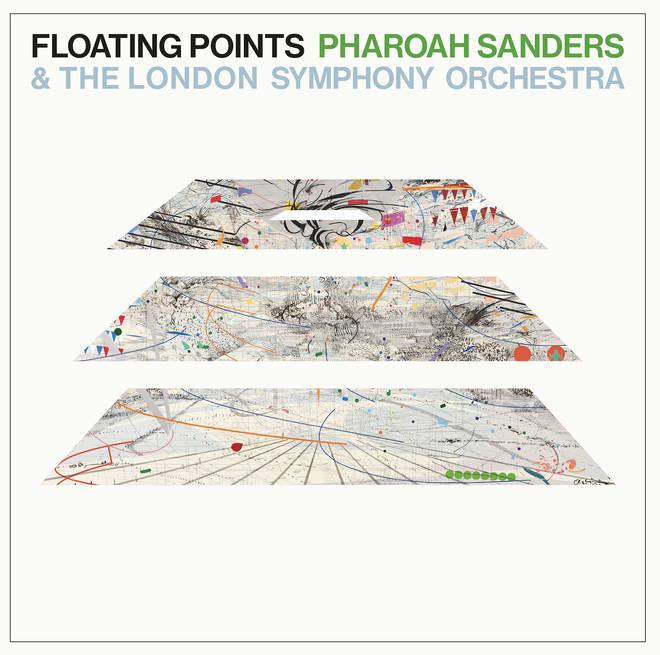 Floating Points, Pharoah Sanders & The London Symphony Orchestra's Promises artwork