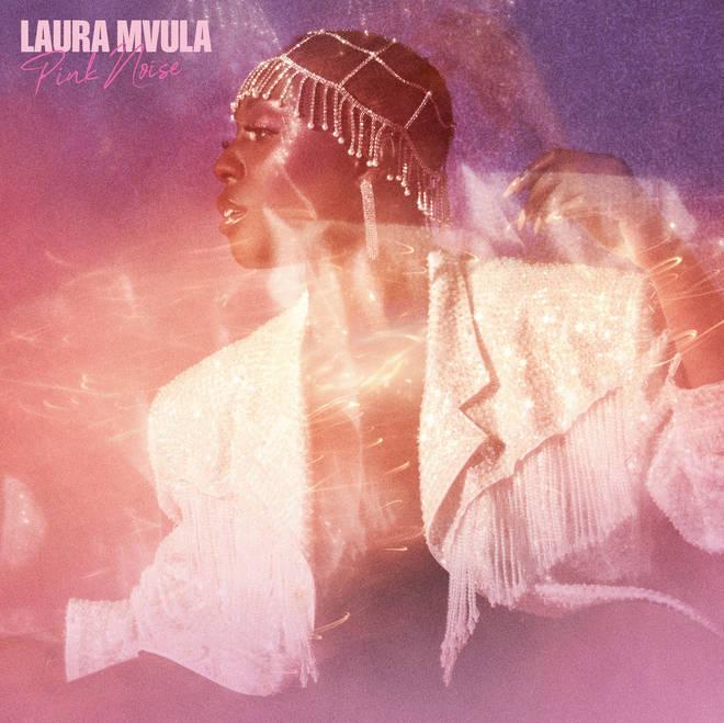 Laura Mvula's Pink Noise album artwork