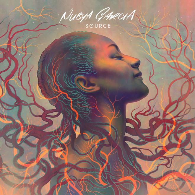 Nubya Garcia's Source album artwork