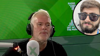 Chris Moyles hears about Harry's strip club experience