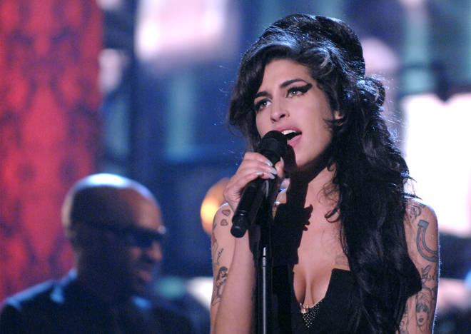 Amy Winehouse at the 2007 MTV Movie Awards