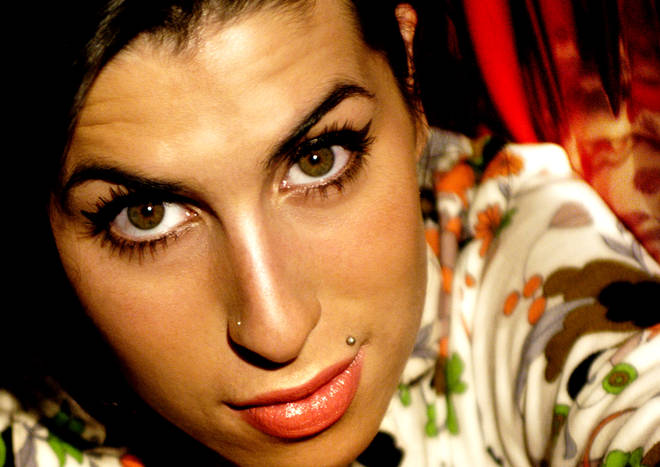 Amy Winehouse in March 2004