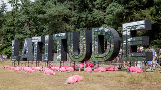 Latitude Festival is the first major festival of 2021