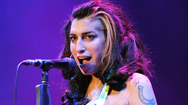 Amy Winehouse at her last real live show in Belgrade, Serbia on 18 June 2011