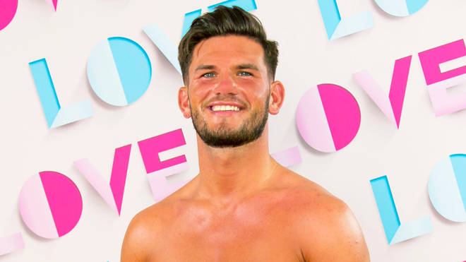 Harry Young is a Love Island 2021 Casa Amor contestant
