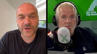Simon Rimmer talks to Chris Moyles
