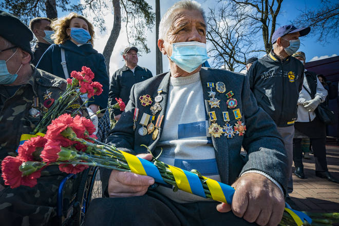 The 35th anniversary of Chernobyl was commemorated on 26 April 2021