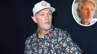 Fred Durst shows off transformation