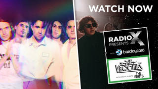 WATCH NOW: Radio X Presents The Vaccines & special guests The Snuts with Barclaycard