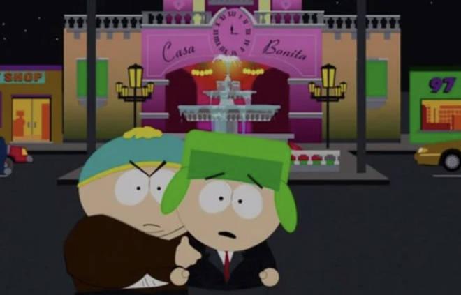 South Park's Casa Bonita episode