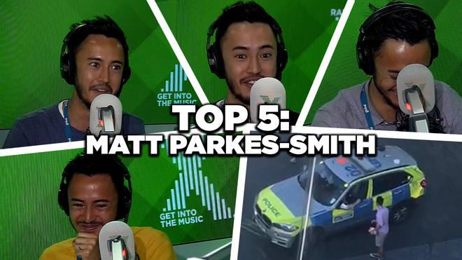 Top 5 Matt Parkes-Smith moments