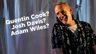 What's Fatboy Slim's real name?