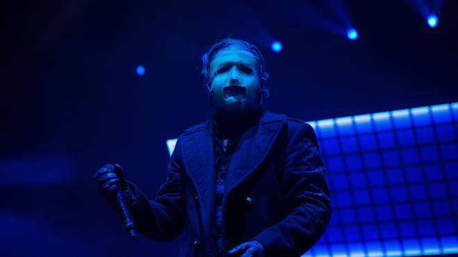 Corey Taylor from Slipknot live in Oslo, Norway