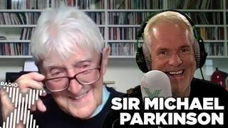 Sir Michael Parkinson talks to Chris Moyles