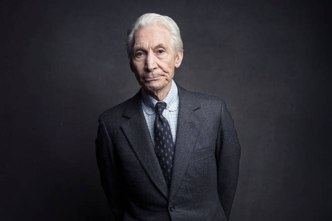 Charlie Watts in 2016