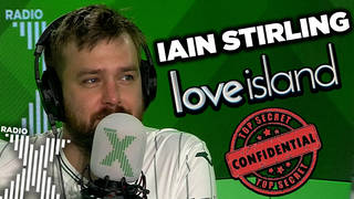Iain Stirling is on The Chris Moyles Show!