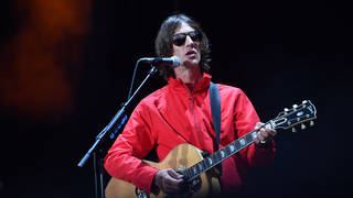 Richard Ashcroft performing live at Sziget festival in August 2019