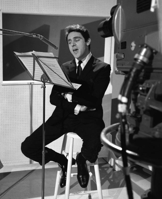 Anthony Newley in 1958