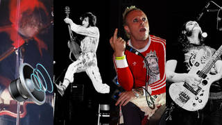The loudest bands in the world: My Bloody Valentine, The Who, The Prodigy and Motörhead
