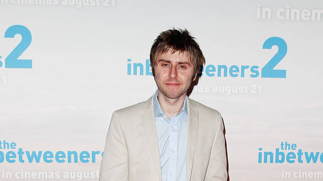 James Buckley at the Australian premiere for The Inbetweeners 2