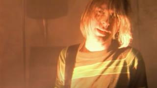 Kurt Cobain in the Smells Like Teen Spirit video, 17 August 1991