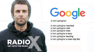 Liam Gallagher answers his Most Googled Questions