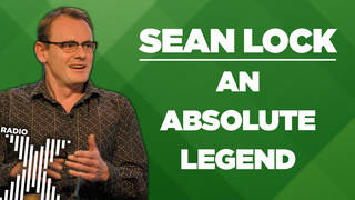 Toby Tarrant pays tribute to Sean Lock