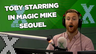 Toby Tarrant talks Pippa going to see Magic Mike