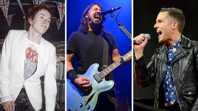 Secret giggers: Sex Pistols, Foo Fighters and The Killers