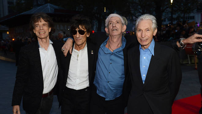 The Rolling Stones at the 56th BFI London Film Festival: Crossfire Hurricane - Inside Arrivals