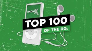 Radio X's Top 100 of the 00s