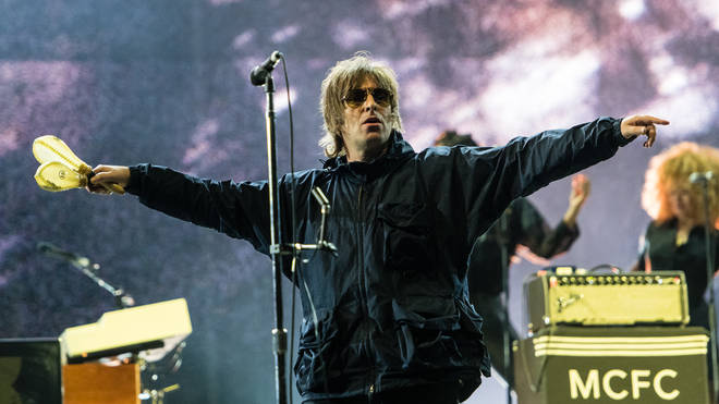 Liam Gallagher at Leeds Festival 2021
