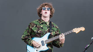 The Snuts at Leeds Festival 2021