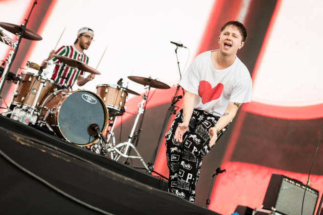 Nothing But Thieves at Leeds Festival 2021