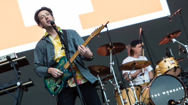 The Wombats at Leeds Festival 2021