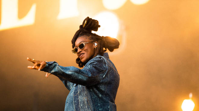 Little Simz at All Points East Festival 2021