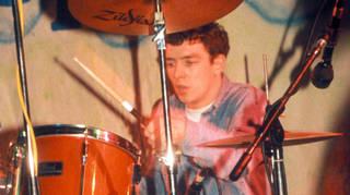 Former Oasis drummer Tony McCarroll