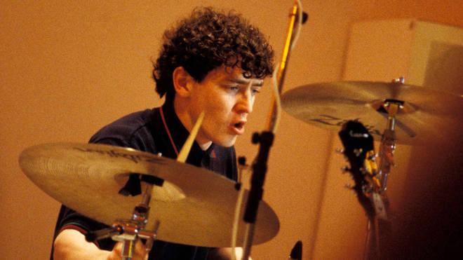 Ex-Oasis drummer Tony McCarroll
