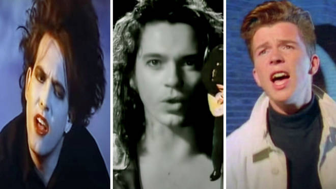 Three stars of 1987: The Cure, INXS and Rick Astley